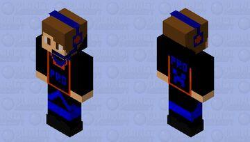 Pro skin 2 Minecraft Skin
