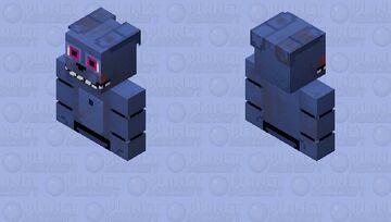 HD C.T.W. Bon Bon Minecraft Skin