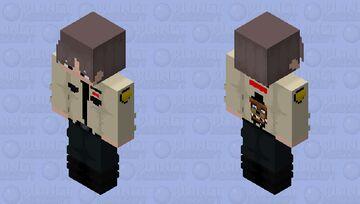 Me if I was working if I was working at Freddy Fazbear Minecraft Skin
