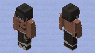 Halloween Minecraft Skin