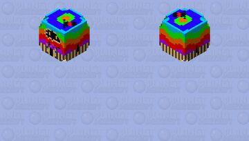 Easter Egg Bois Minecraft Skin