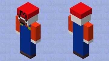 Very krispy 2x mario Minecraft Skin