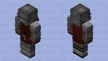 Tree tabard Knight (Vale) Minecraft Skin