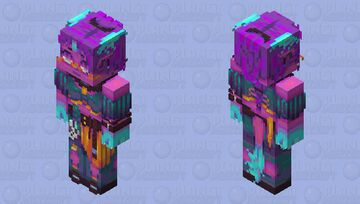 Collab with Campestral Minecraft Skin