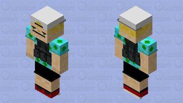 Skin Beach Man - Palma Skin Minecraft Skin