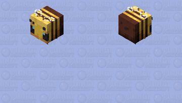 Bee Minecraft Skin