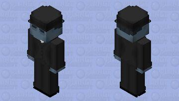 The Thin Man   Little Nightmares Minecraft Skin