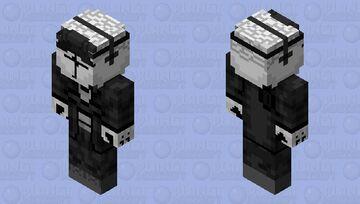 Madness Combat 7.5 - Deimos Minecraft Skin