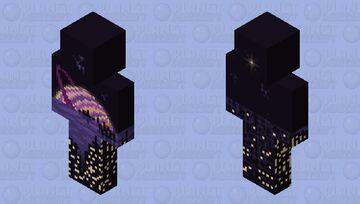 Cyber space Minecraft Skin