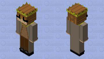 Queen/Royal y/n Minecraft Skin
