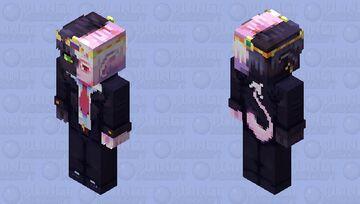 HD Ranboo Minecraft Skin