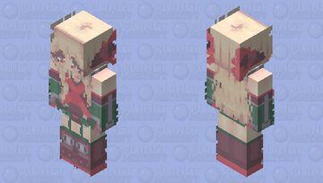 Female Bakugo? :^ Minecraft Skin
