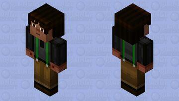 Male Jesse 2 (Story Mode) Minecraft Skin
