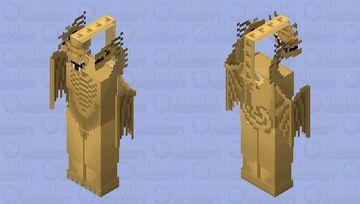 King Ghidorah (Godzilla King Of The Monsters) Minecraft Skin