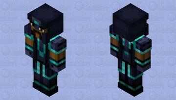 Gabriel the Warrior (Story Mode) Minecraft Skin