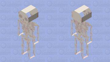 𝕊𝕜𝕖𝕝𝕖𝕥𝕠𝕟 Minecraft Skin