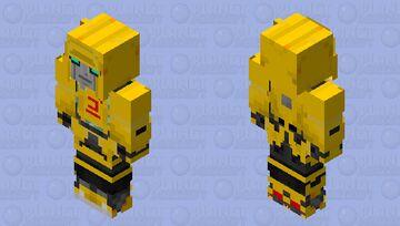 bumblebee {jojo} Minecraft Skin