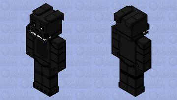 Shadow Bonnie v2 Minecraft Skin
