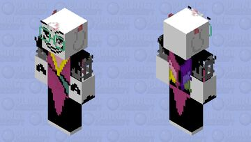 Ralsei S. Dreemur Minecraft Skin