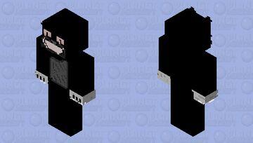 HD cartoon cat Minecraft Skin