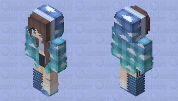 ☁Bluebell~HD☁ Minecraft Skin