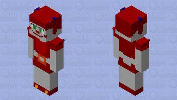 Enchanted mob circus baby Minecraft Skin