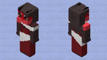 Tilla the Imp Demon Minecraft Skin