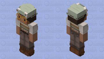 🐸Kid🍄 Main Minecraft Skin