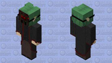 spider Minecraft Skin