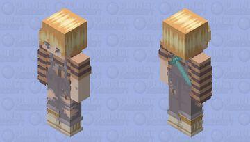 Tubbo! Minecraft Skin