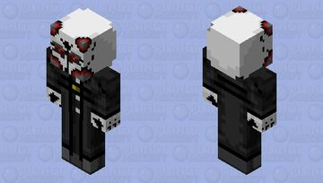 Madness Combat - MAG Agent - Torture Minecraft Skin