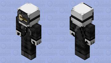 Madness Combat - Engineer Minecraft Skin