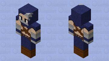 LEGO Ninjago Plundar Master of the Mountain season 13 HD Minecraft Skin