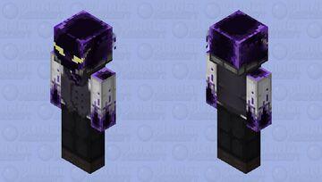 [ MHA ] Kurogiri Minecraft Skin