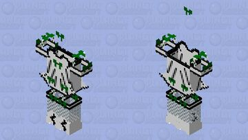 Maid Outfit (1) 128x128 Minecraft Skin