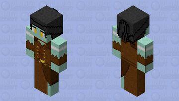 LEGO Ninjago Murtessa Master of the Mountain season 13 HD Minecraft Skin