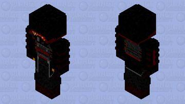 Walking Soldier Minecraft Skin