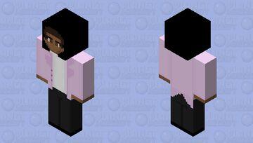 wedding outfit gun Minecraft Skin