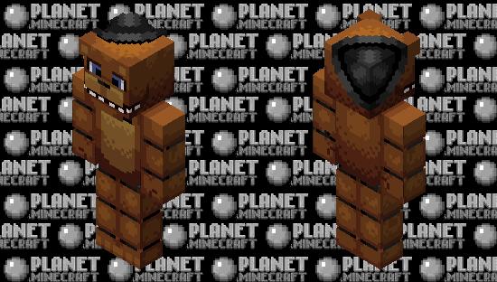 HD Freddy Skin (FNaF) Minecraft Skin