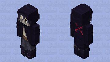 𝔹𝕝𝕚𝕟𝕕𝕖𝕕 | HD Skin + Art! {✪ Popular Reel} Minecraft Skin
