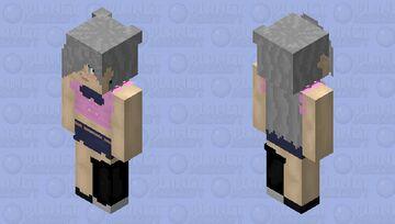 Elizabeth 7 deadly sins (updated) Minecraft Skin