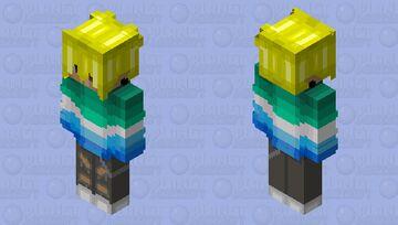 happy pride month Minecraft Skin