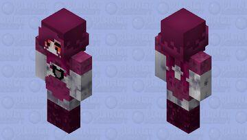 HeartSick Baby V2 Minecraft Skin