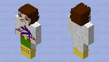Monspiet (Seven Deadly Sins) Minecraft Skin