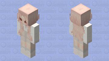 Kawaii Softie girl Minecraft Skin