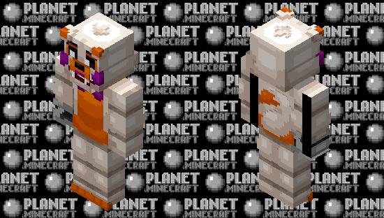 Lolbit Minecraft Skin
