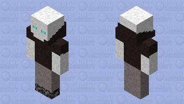 cool ender man Minecraft Skin