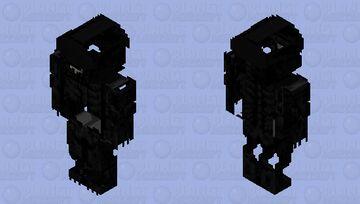 "Xenomorph (From ""Alien (1979), Alien Vs. Predator & Alien Covenant) Minecraft Skin"