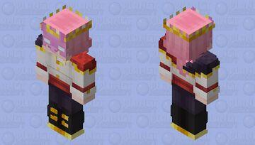 Technoblade v2.0 (based on the Sad-ist design) Minecraft Skin