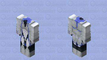 °.✩┈ Mass effect || Liara T'soni base ✩.° Minecraft Skin